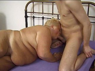 Fat Special, Fett Spezial, Film with horny full size fuckers